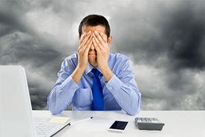 46% des Canadiens sont à 200$ de l'insolvabilité