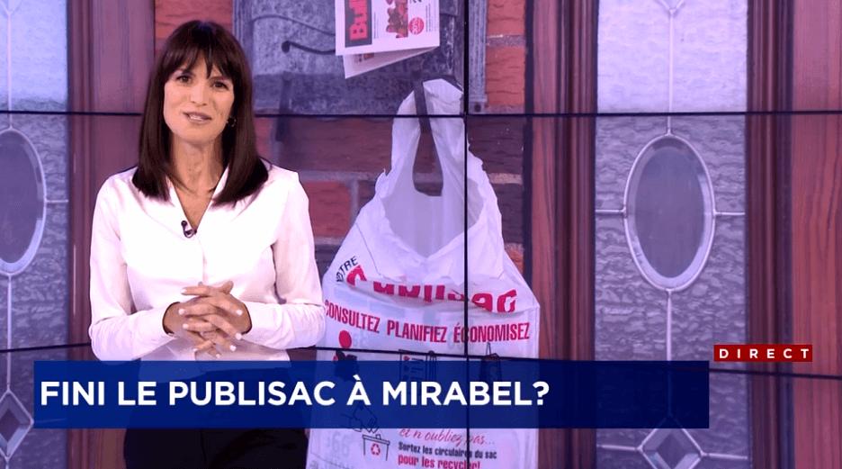 Mirabel veut interdire la distribution automatique du Publisac